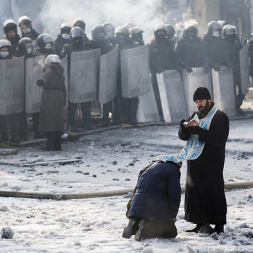 Protestants zijn, is opstandig zijn